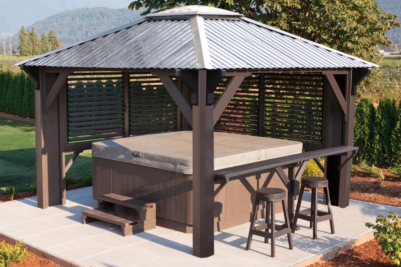Deals On Visscher Gazebos