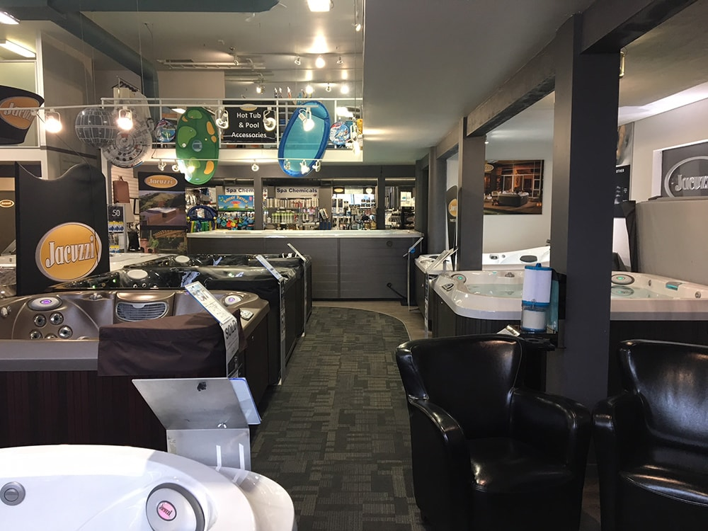 Eden Spas Showroom4